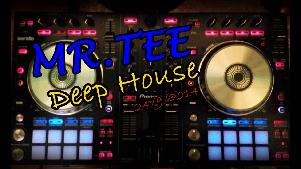 Mixset deep house 13 min by mr tee youtube for List of deep house music