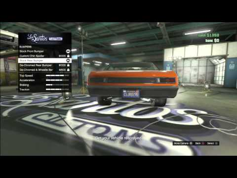 HD: GTA 5 Online [Part 4] Car Tracking (PS3) GTA V Online
