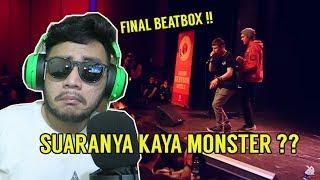 Download Lagu GOKILL !! DARI SUARA MONSTER SAMPE SUARA APAAN TUH ! DI FINAL BEATBOX ! - SansReaction Gratis STAFABAND