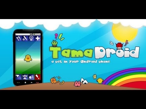 tamagotchi app tamadroid review