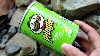 5 Amazing Life Hacks with Pringles | Pringles Tricks