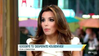 Eva Longoria talks