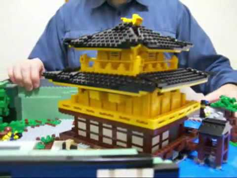 Epic Unbelievable Lego Pop Up Masterpiece Youtube