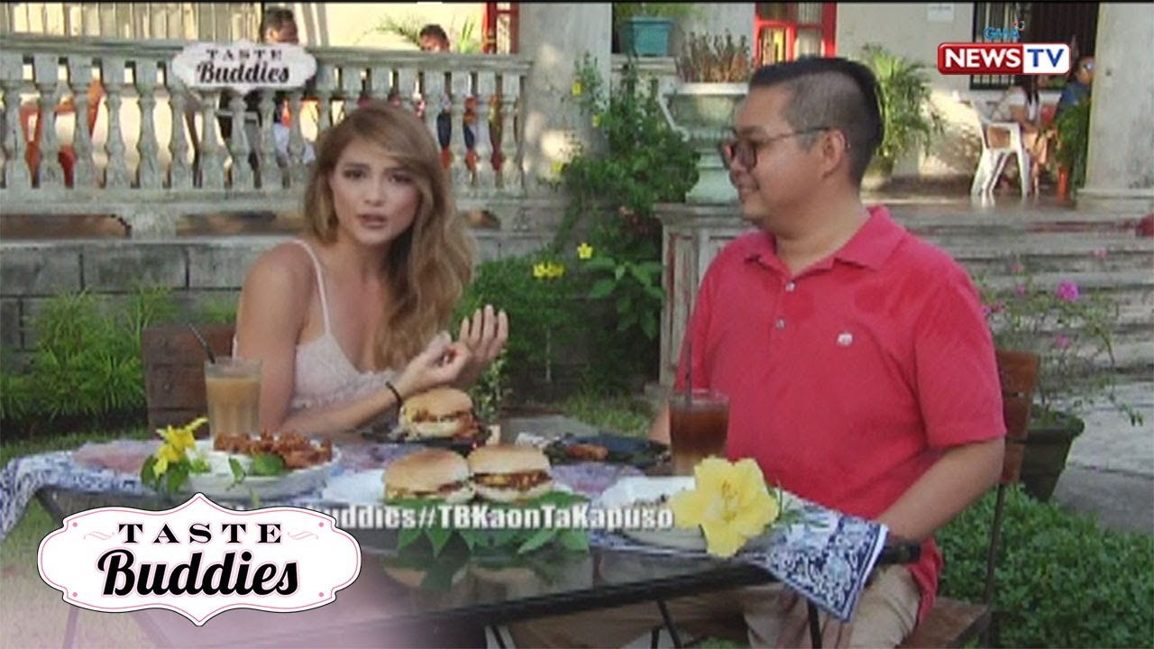 Taste Buddies: Mansion turned into a resto and bar