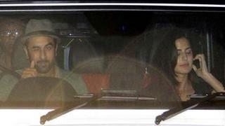 Ranbir Kapoor & Katrina Kaif LATE NIGHT DRIVE