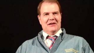 "Chet Coppock discusses ""Fat Guys Shouldn't Be Dancin' at Halftime"" - Part 4"