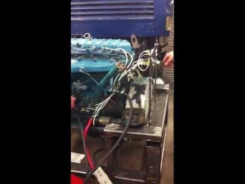 My 1st Diesel Engine rebuild at pennco tech.