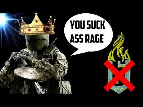 I fail Lord Chanka - Rainbow Six Siege
