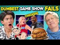 Generations React To Dumbest Game Show Answers (Family Feud Popeye's Chicken, Wheel Of Fortune) thumbnail