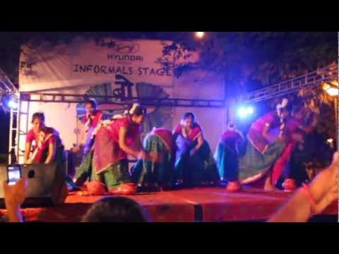 Gujarati Dandiya Raas By Iit Delhi video
