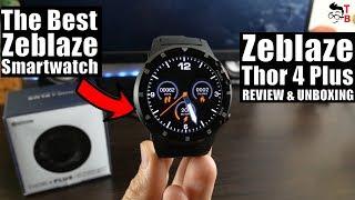 Zeblaze Thor 4 Plus REVIEW: The Best Smartwatch from Zeblaze!