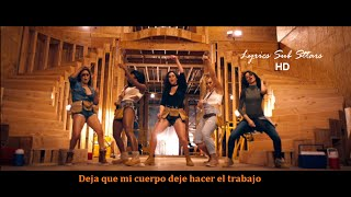 Fifth Harmony Work From Home Español Official Audio