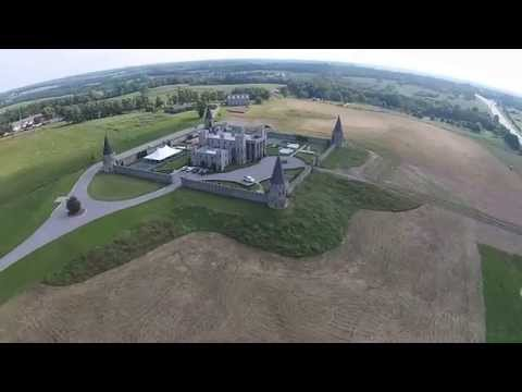 DJI PHANTOM 2 VISION+ The Castle in Woodford Co. Kentucky 9/20/14