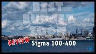 Sigma 100-400 f/5-6.3 DG OS HSM  Budget Zoom - Budget Quality?