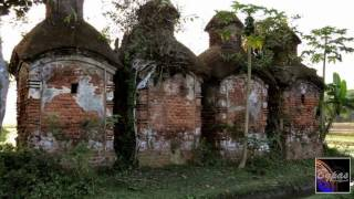 ভূতুড়ে বাড়ীতে' পরিণত হয়েছে বরিশালের লাকুটিয়া জমিদার বাড়ি