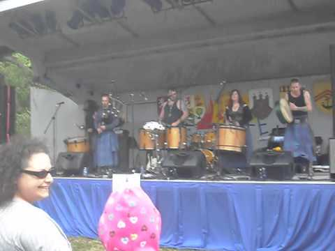 Albannach - Hornpipes from Hell - South Florida Scottish Festival 3.2.13