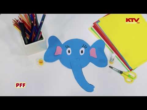 Si te krijoni nje elefant prej letres 19 10 2019