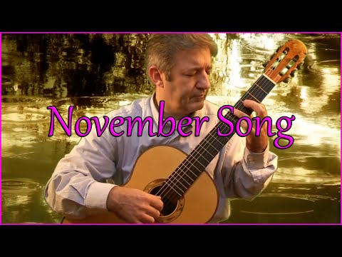 Frederic Mesnier - November Song