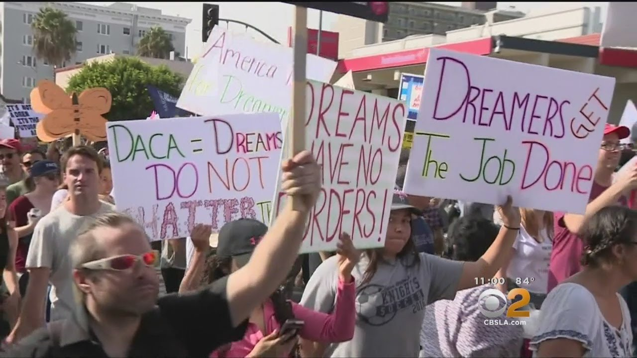 LA County Supervisors Consider Travel Ban Over DACA