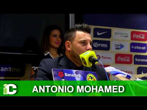 América, echa a los Pumas, Mohamed se burla