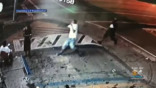 Surveillance Footage Shows Chilling Moments Leading Up To Deadly Shooting In NW Miami-Dade