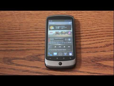 Nexus One running Android JB 4.2.1 CM10.1 v4.7 by VJ