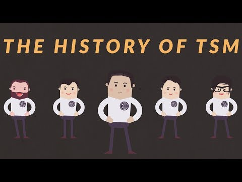The History of Team SoloMid (TSM)