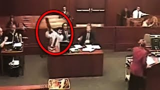 11 Most Scary Courtroom Videos