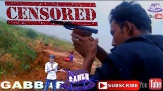 BAP OF COMEDY GABBAR PARODAY   COMEDY VIDEO    SAHEB TV