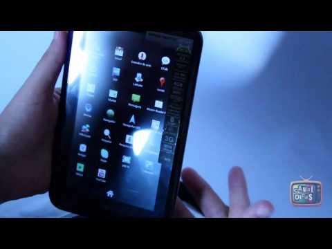 Review Tablet GENESIS GT-7250S em Português Brasil - #Basico