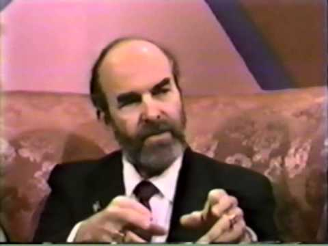 Andre Marrou, Libertarian for Vice President on Russ Gibb at Random, 1987