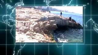 أنا الشاهد: بئر مسعود، شاطيء الاسكندرية الصخري
