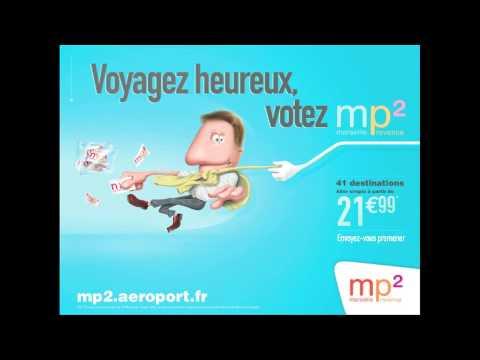 Marseille Provence Aéroport MP2 - Catégorie 1 : Création repositionnement de marques