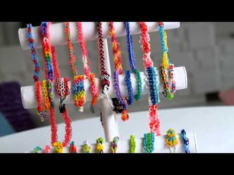 Smyths Toys Crazy Loom Bands Bracelet Maker Youtube