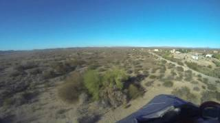 RC Aerial Video, Martinez Lake, AZ 10 Feb 2015
