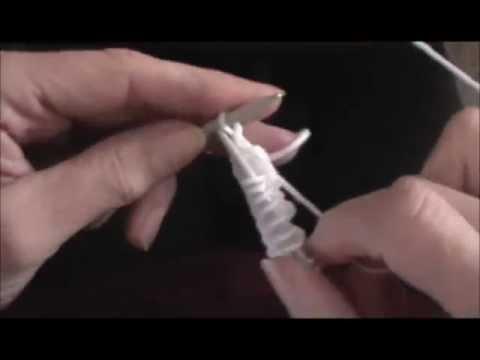 Cómo hacer una bufanda de punto   facilisimo.com