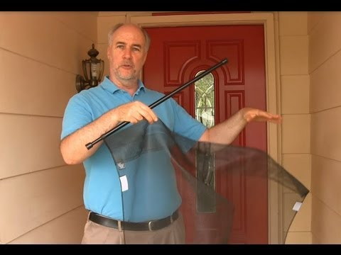 Bug Off Instant Screen Door Review