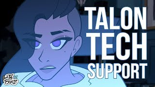 Talon Tech Support: Overwatch Animated