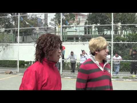 PELUSA CALIGARI 16 (serie de futbol) Temp 2 ◀︎▶︎WEREVERTUMORRO◀︎▶︎