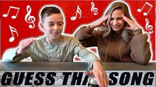 Guess That SONG Challenge | MattyBRaps Edition! (Liv vs Ari)
