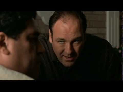 Tony Visits Pussy - The Sopranos Hd video