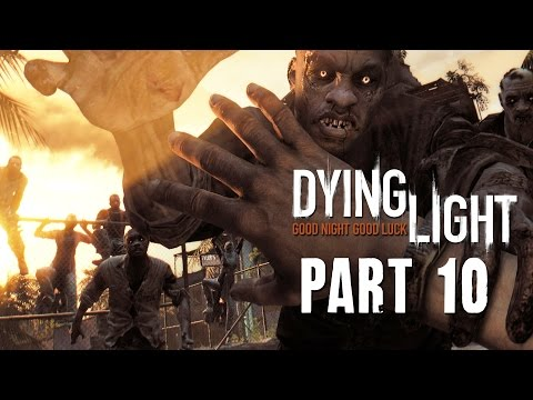Dying Light Walkthrough Part 10 - SIBLINGS - (FULL GAME) 1080p PC PS4 Xbox One