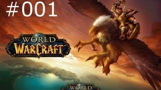 Let's Play: World of Warcraft #001 [Deutsch/HD] - Gnomsache