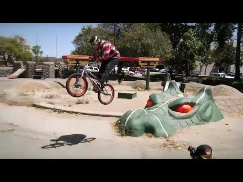 BMX - Gary Young, Hoang Tran, Kyle Hart, Dirt Ron & Tom Perry
