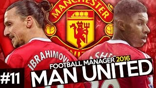 Manchester United Career Mode #11 - Football Manager 2016 Let's Play - Mkhitaryan Transfer!