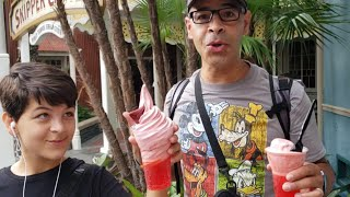 Best Dole Whip Ever!! New Snacks Review at Magic Kingdom |