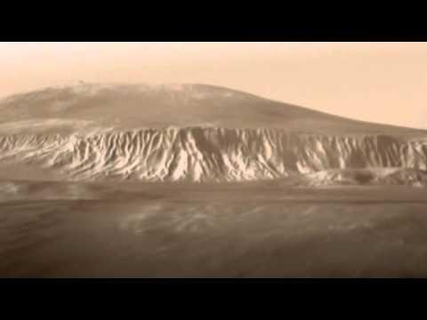 Mars. Bach's music.