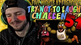 Vapor Reacts #748 | [FNAF SFM] FIVE NIGHTS AT FREDDY'S TRY NOT TO LAUGH CHALLENGE REACTION #51
