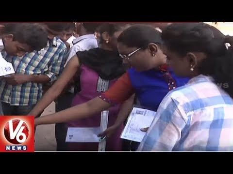 Intermediate Supplementary Exams To Begin Today | V6 News