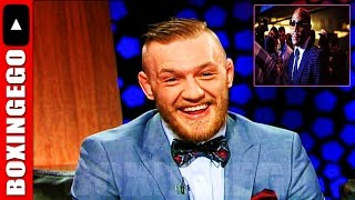 CONOR MCGREGOR APPLIES FOR NEVADA STATE BOXING LICENSE IN PURSUANT TO FLOYD MAYWEATHER FIGHT